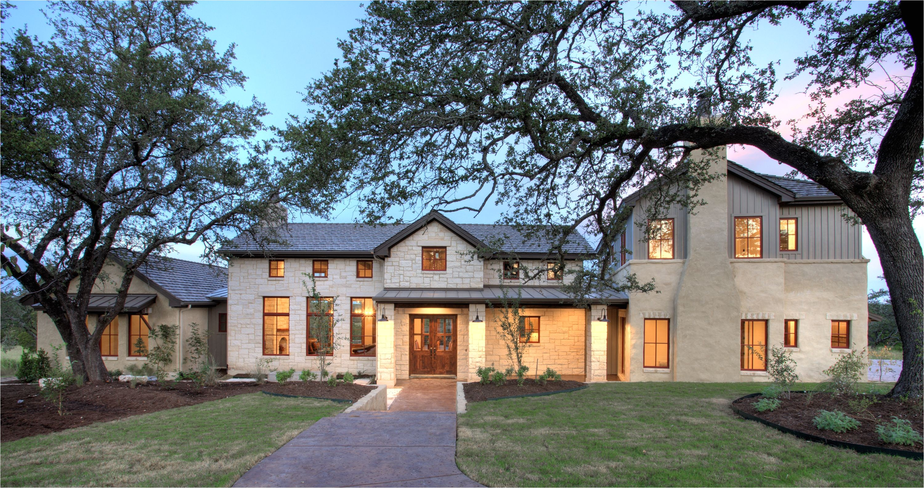 texas hill country architecture floor plans