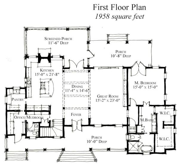 historical house plans