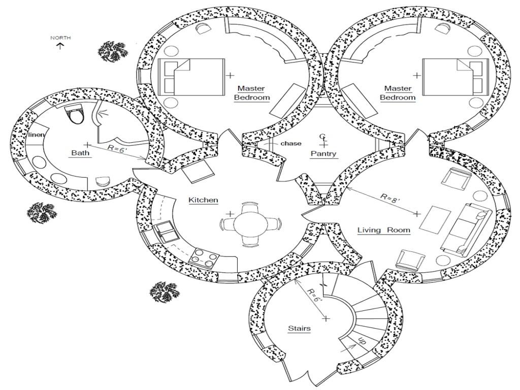 74e4cb74884c7e25 hobbit house floor plans hobbit hole house plans