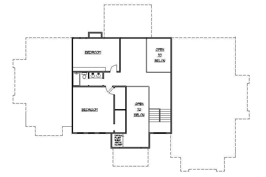 Home Add On Plans Second Story Additions Plans Ranch House Plans 39049