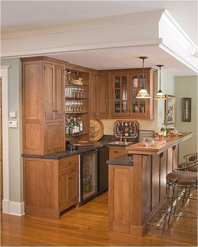 Home Bars Plans Custom Home Bar Bar Cabinetry Mini Bar Cabinets