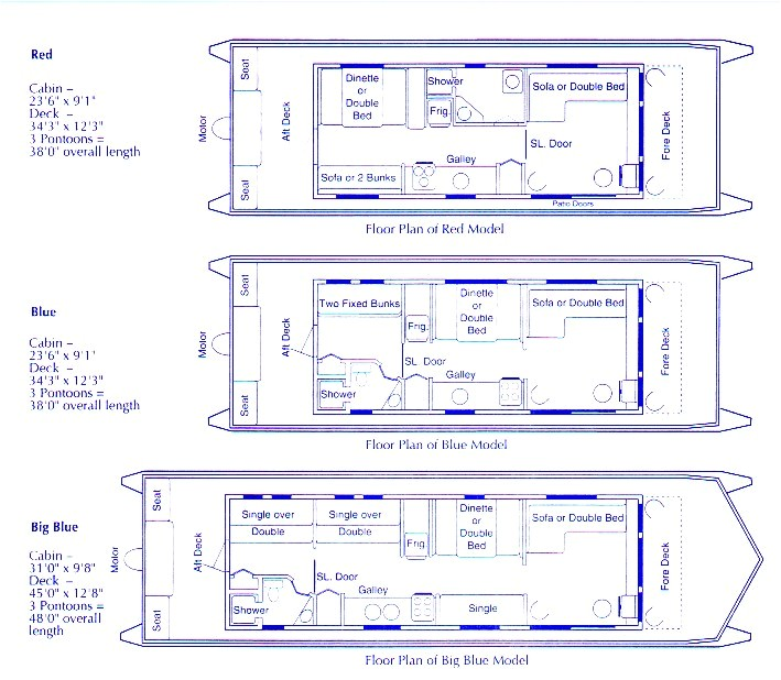 do it yourself houseboat plans