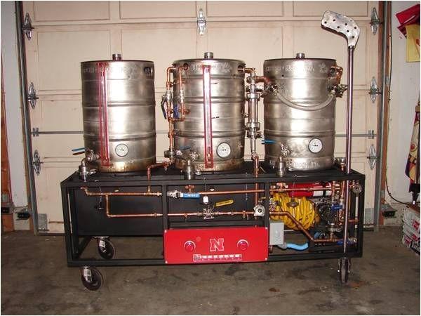 brew equipment