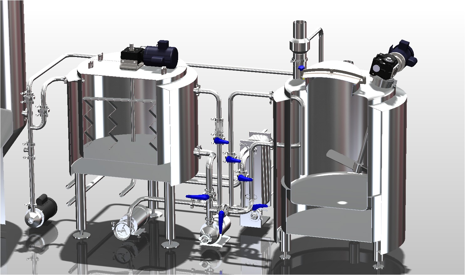 home brewery design