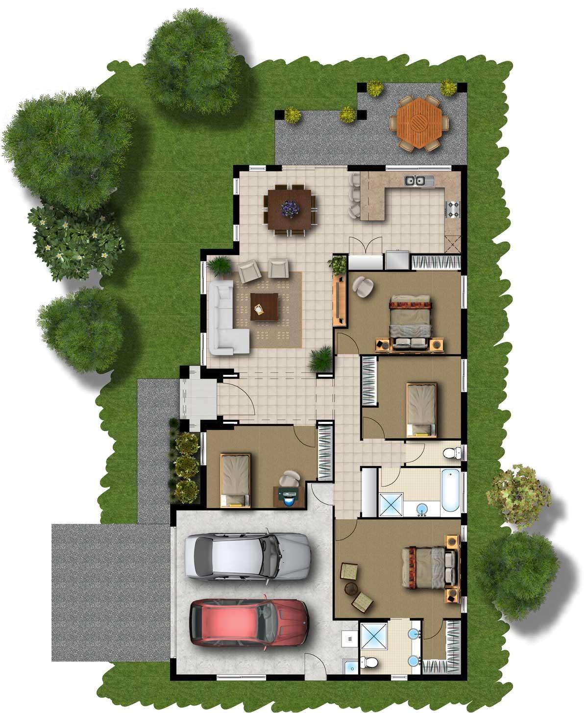 daec8bd229f23848 4 bedroom house floor plans 3d house floor plans