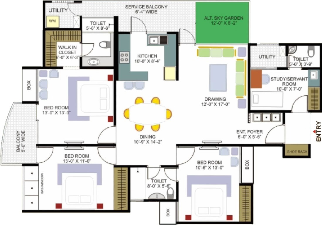 home plans layouts