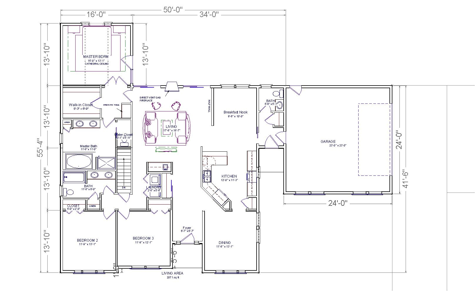 23 wonderful addition plans for ranch homes