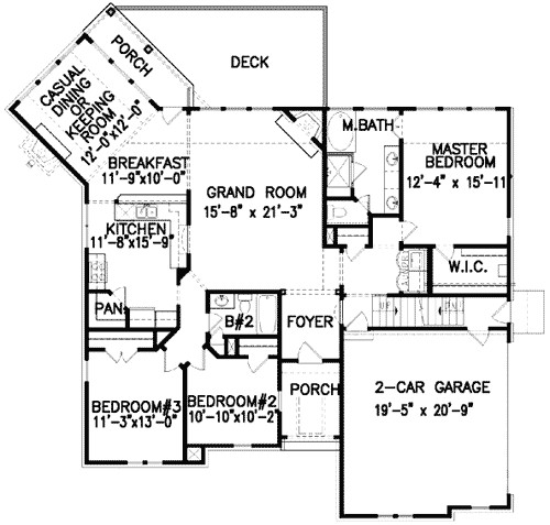 house plan 15746ge