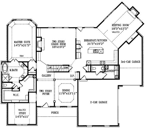 house plan 15759ge