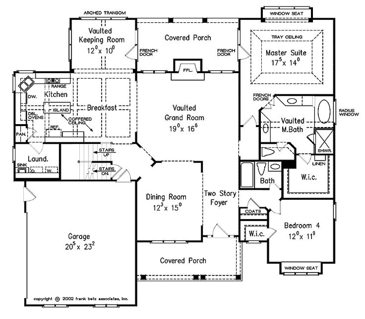 keeping room home plans
