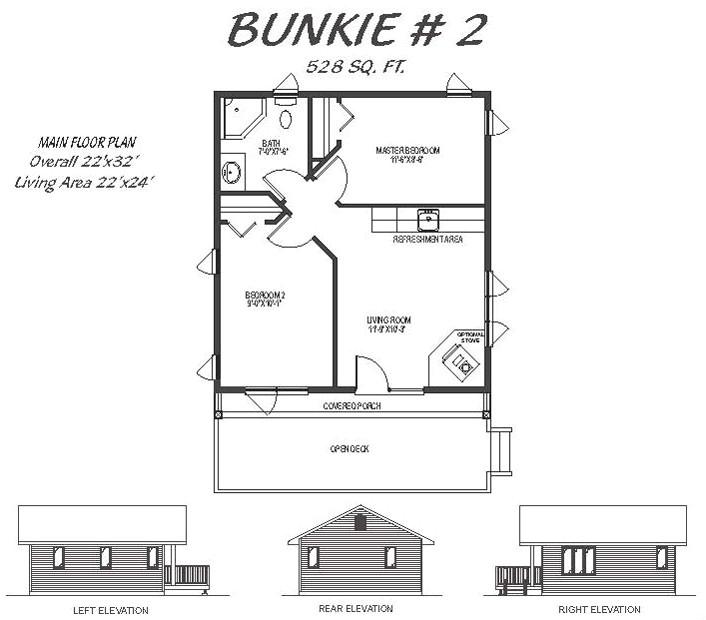 Home Hardware Bunkie Plans Bunkie House Plans 28 Images Minimized Layout