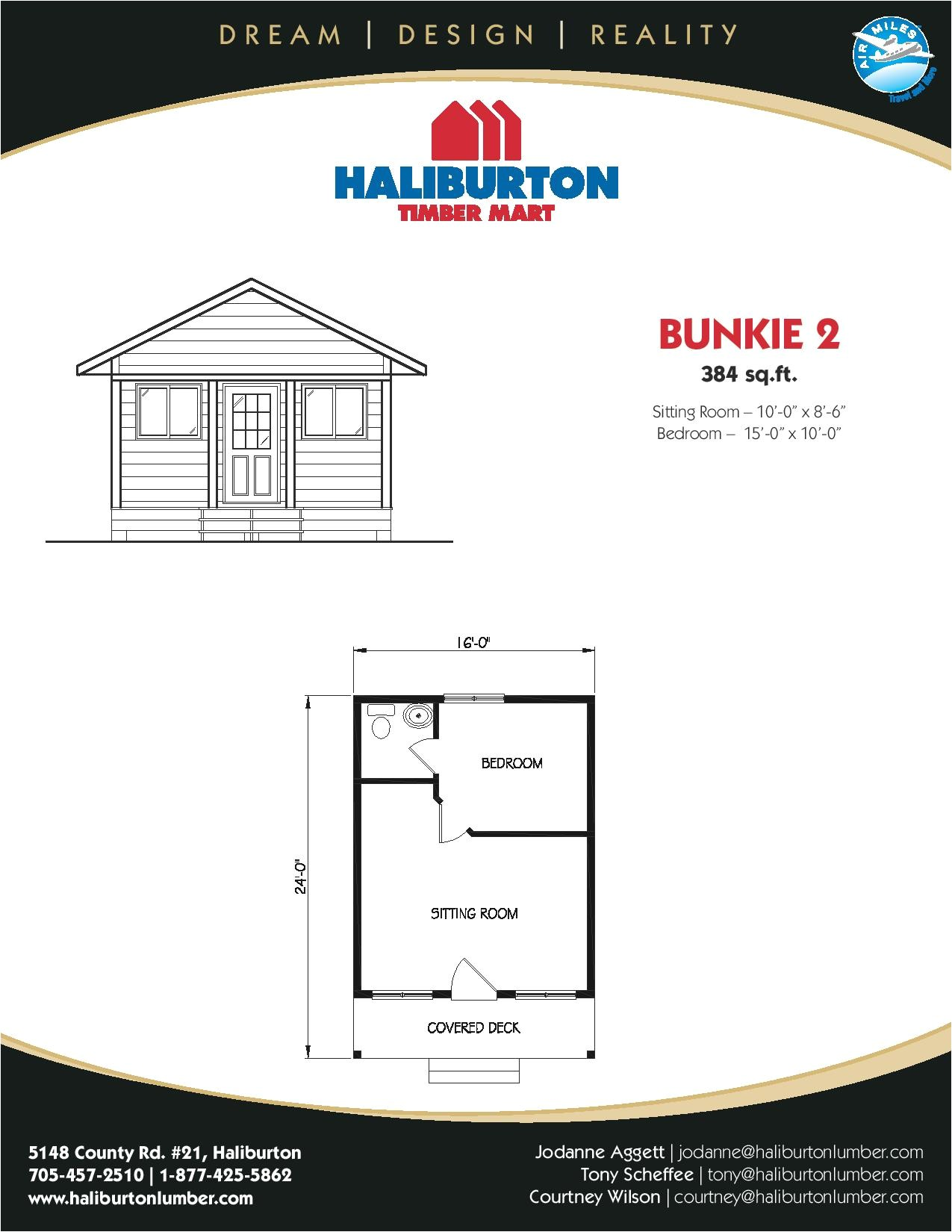 bunkie two