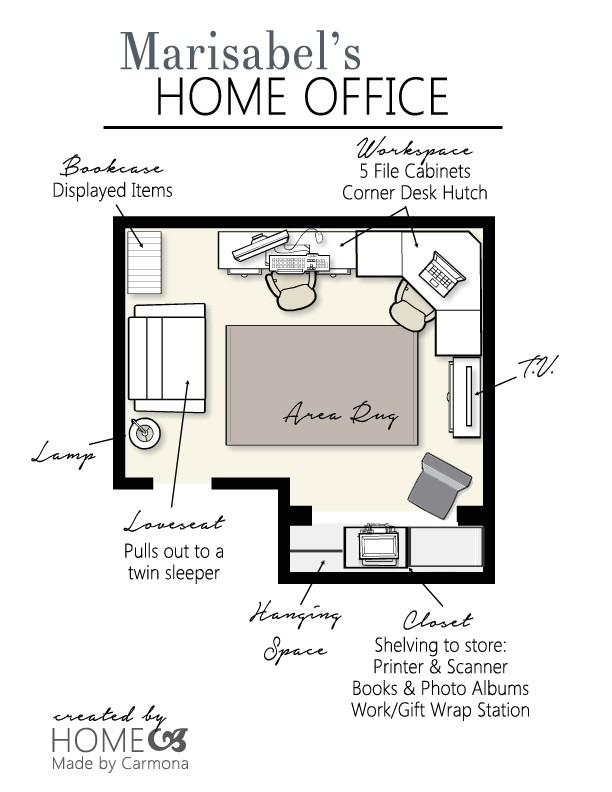 design plan office