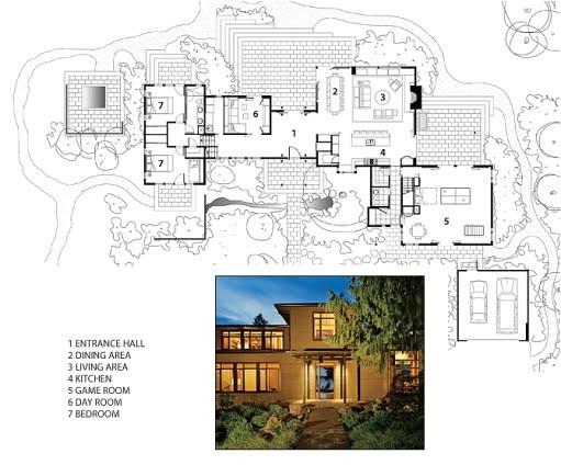 architectural digest house plans