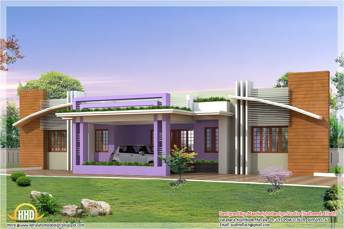 four india style house designs