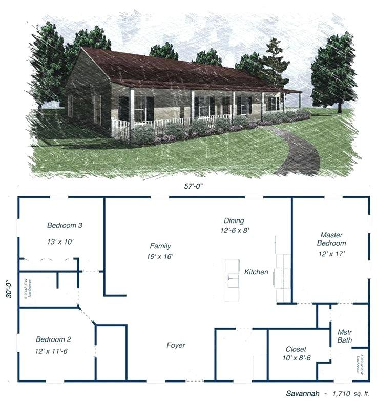 metal building house plans texas
