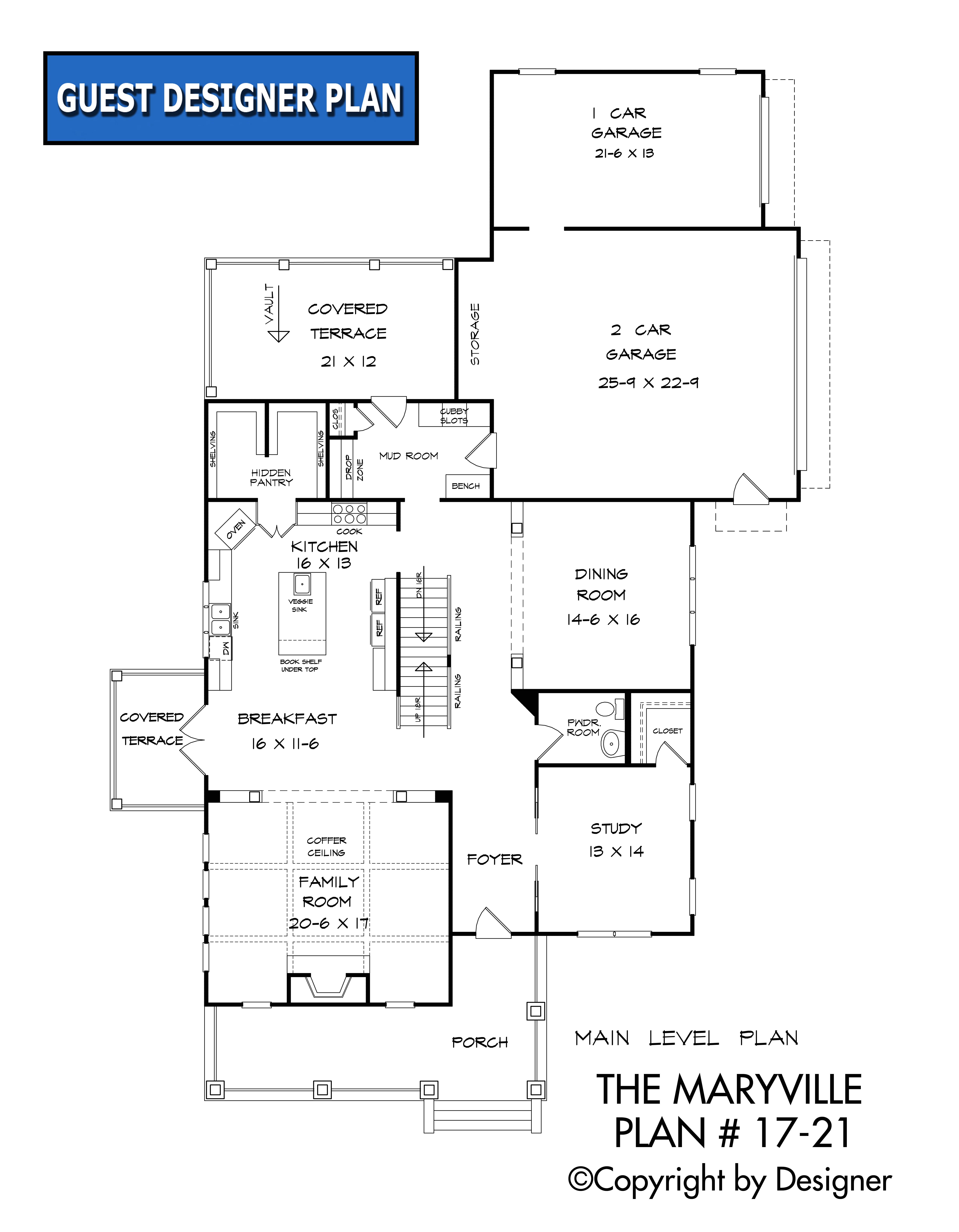 maryville house plan