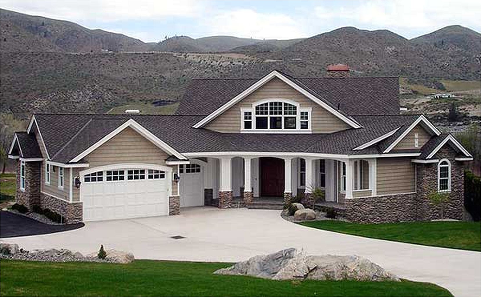 craftsman style homes plans photo galleries ideas 16
