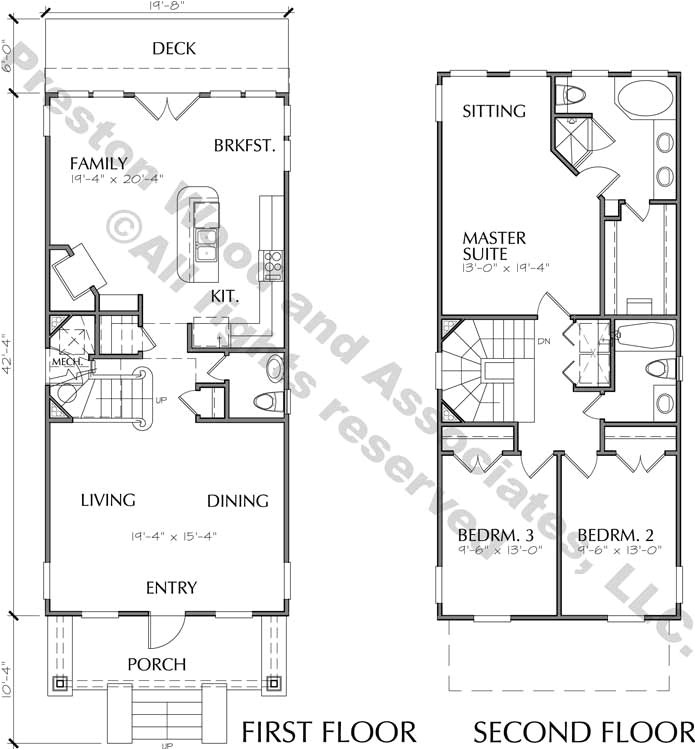affordable house plans for large families