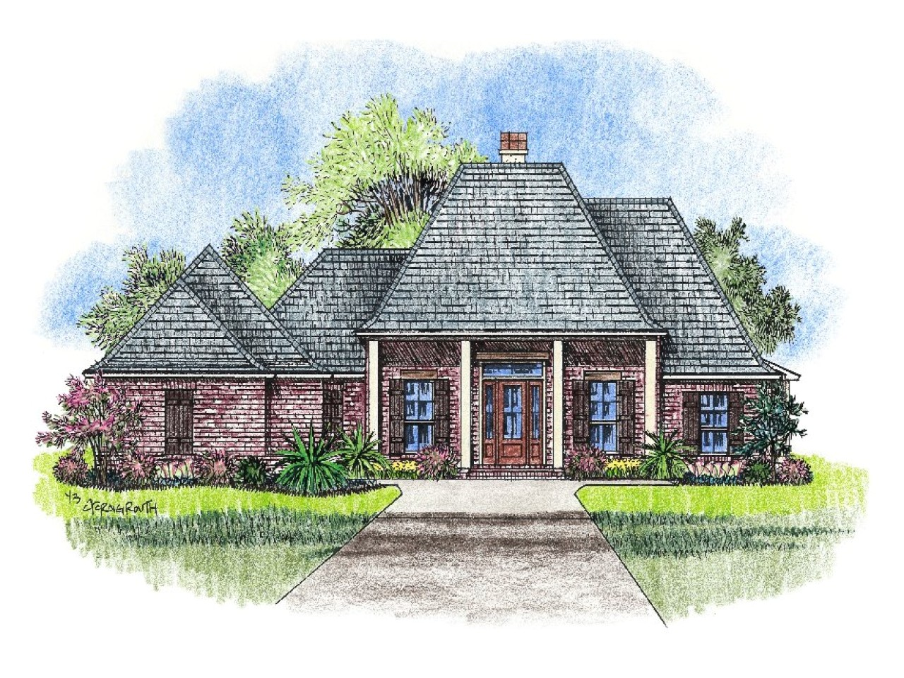 77ca612dad2c0187 french country louisiana house plans french country house plans