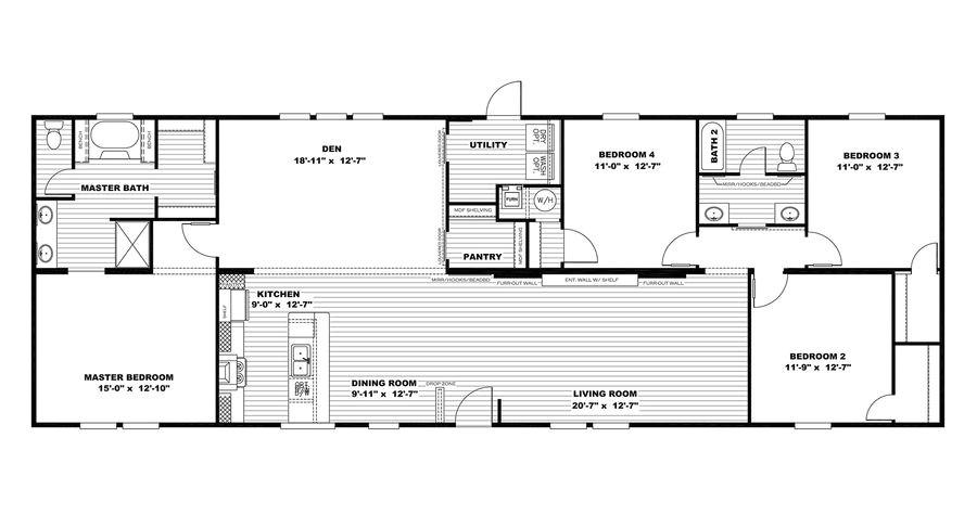 oakwood homes floor plans oklahoma