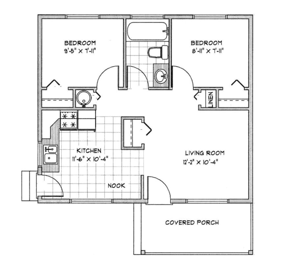 Home Plans Under0 Square Feet Modern House Plans Under 1000 Sq Ft Beautiful Modern House