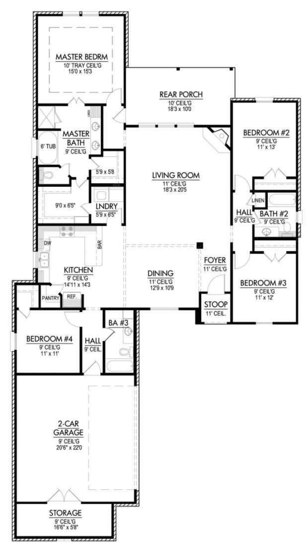 house plans with attached apartment