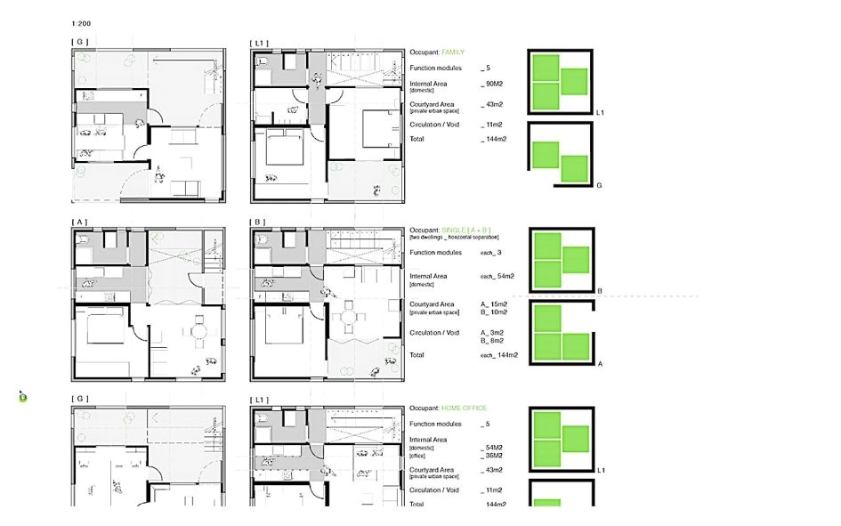Home Plans with Apartments attached Plans with attached ...