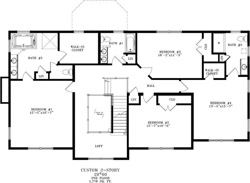 modular home plans basement