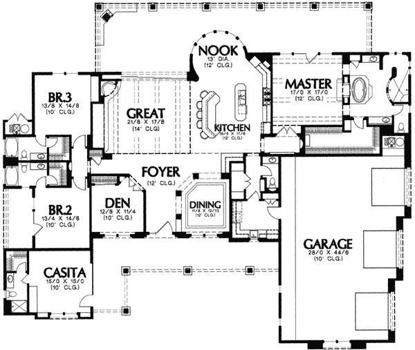 verandas and casita 16308md