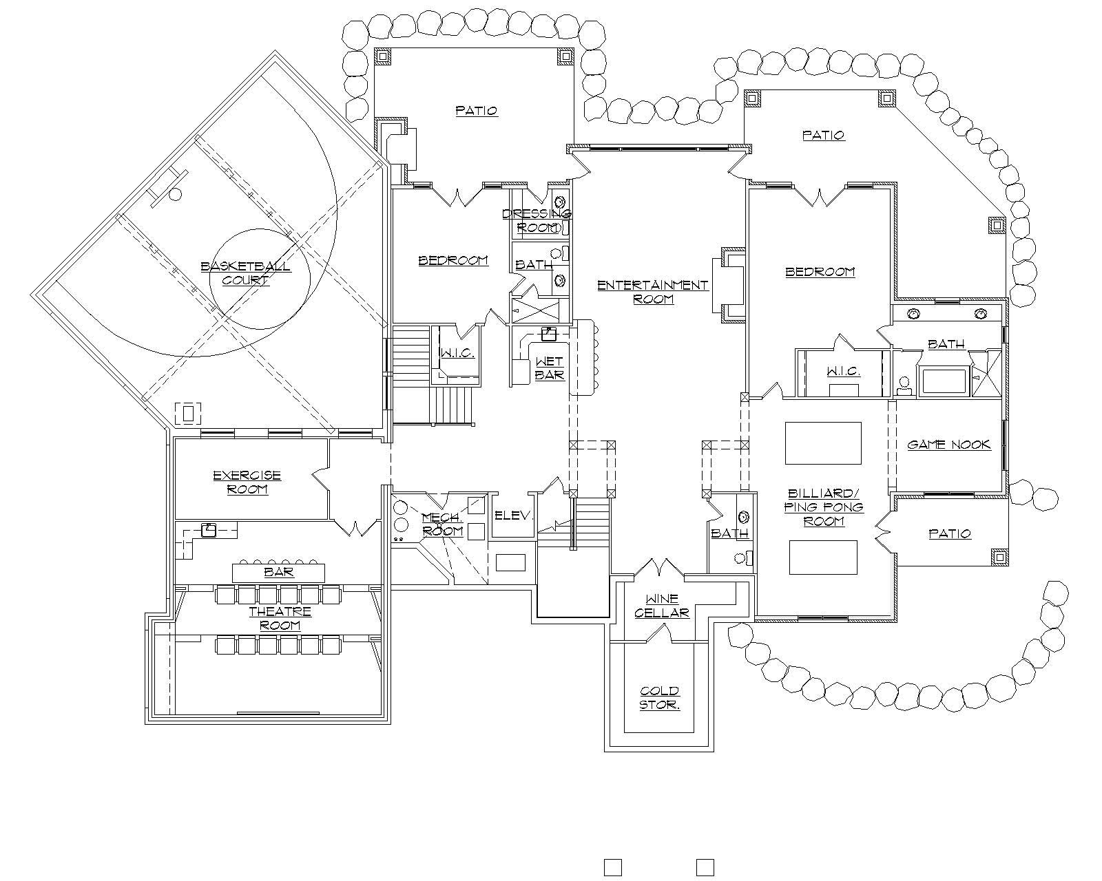Home Plans with Indoor Basketball Court House Plans with Indoor Basketball Court How to Costs