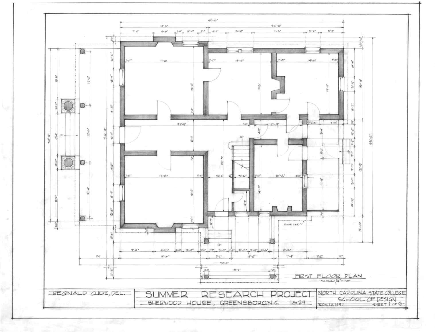 summer house plans free download