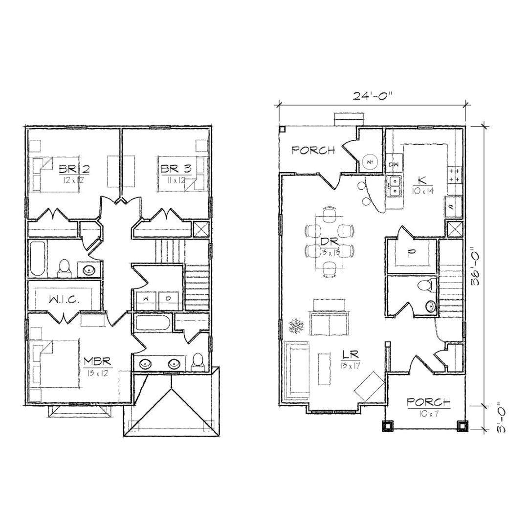 bi level house plans with garage
