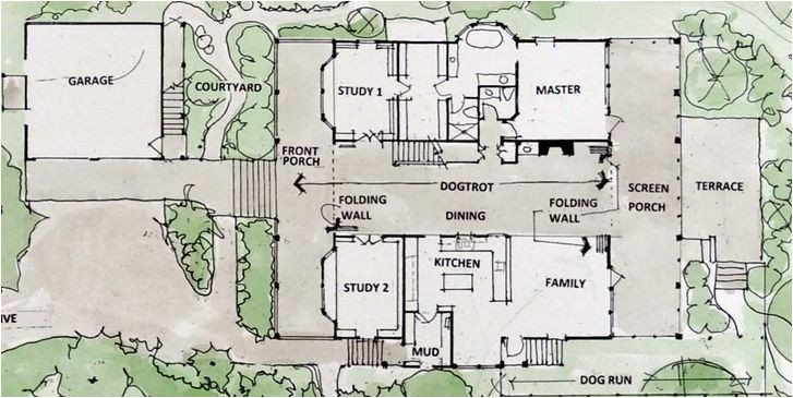 House Plans Com Classic Dog Trot Style Amazing Dogtrot House Plans Modern New Home Plans Design