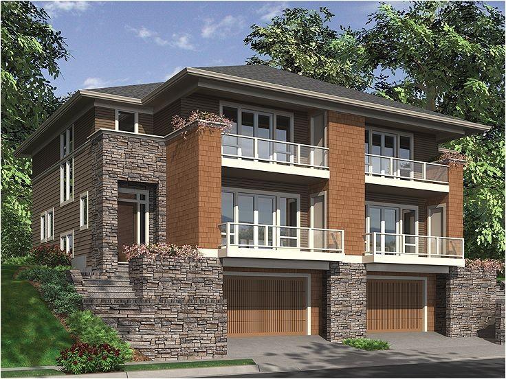 multi family home plans designs