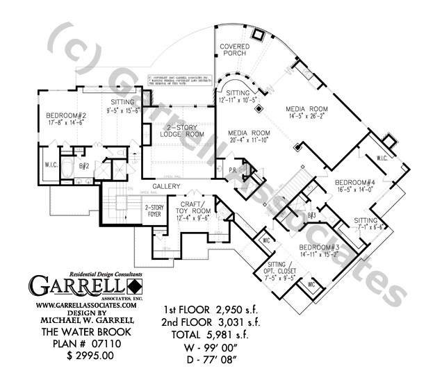 House Plans for Water Views House Plans with A View Of the Water House Plan 2017
