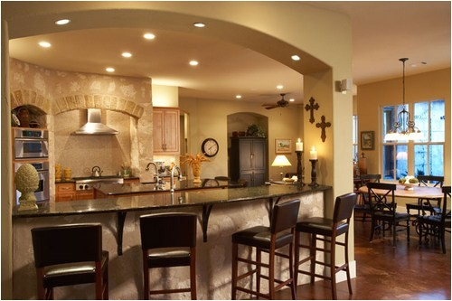 house plans with large kitchens