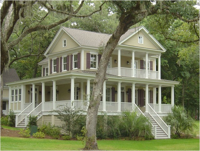 House Plans With Wrap Around Porches Southern Living Winnsboro Heights Moser Design Group