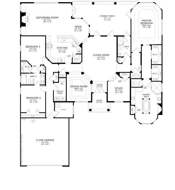 ici floor plans