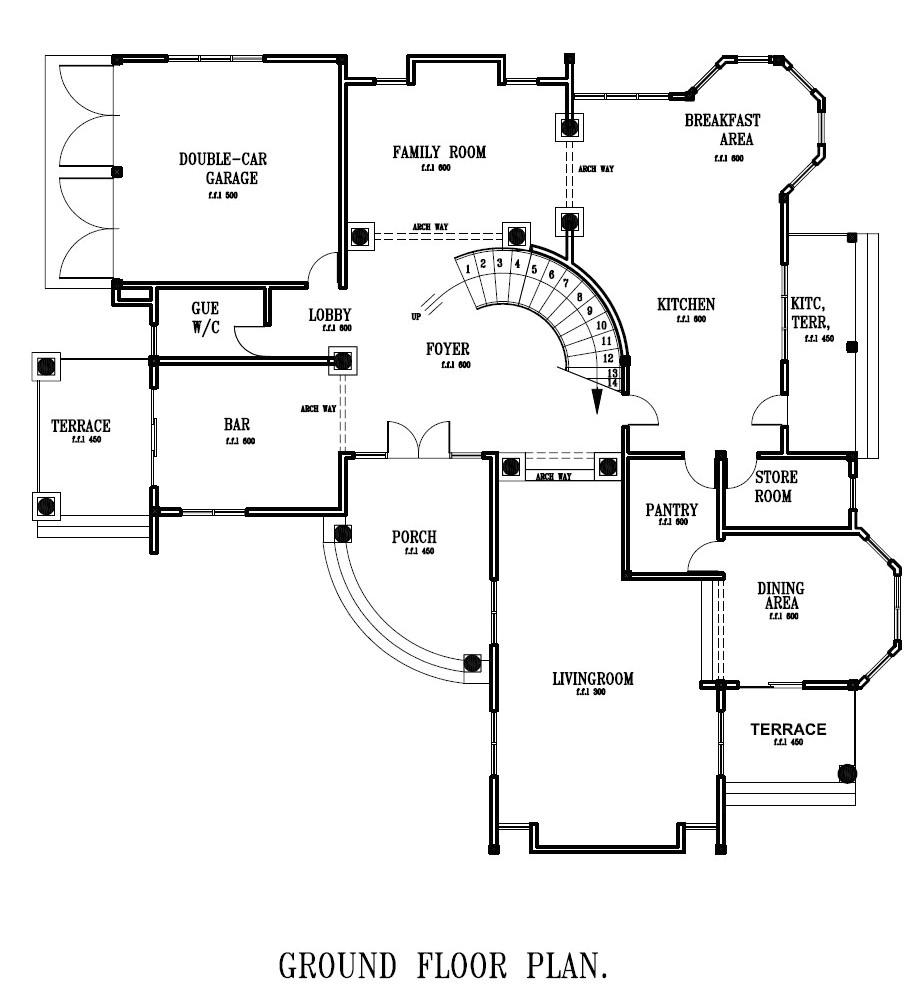 building floor plans kokroko home plan