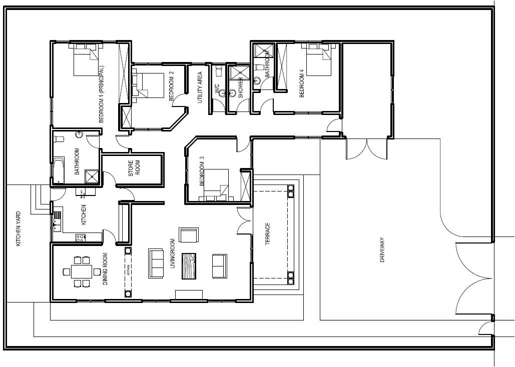 abeeku house plan