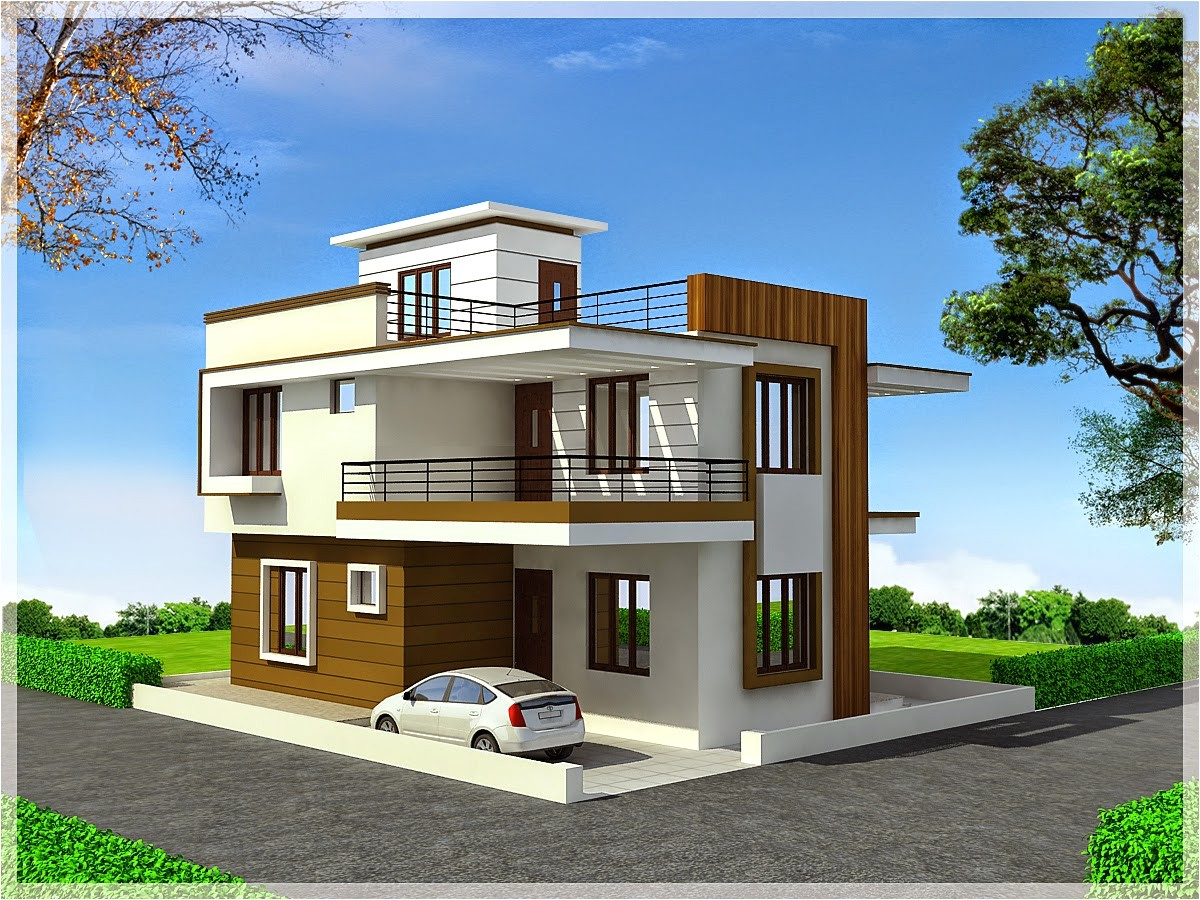 design of duplex house indian style