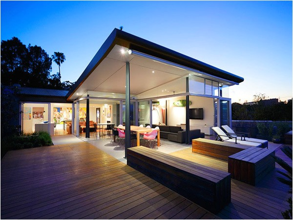 Indoor Outdoor Living Home Plans Decked Out Blackle Mag