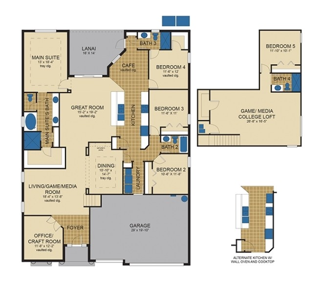 inland homes the devonshire at lake jovita intended for best of inland homes floor plans