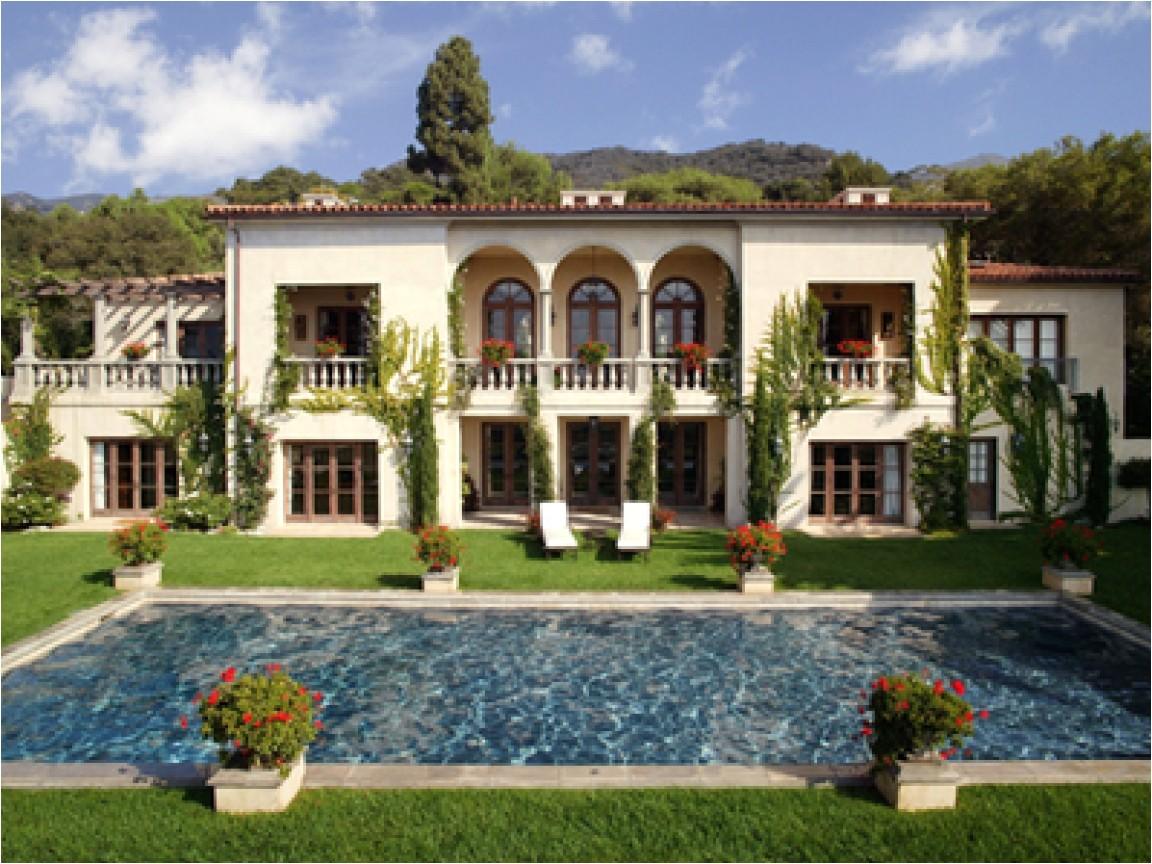 italian house designs plans