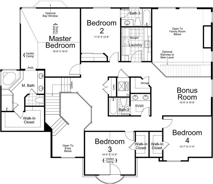 ivory homes floor plans