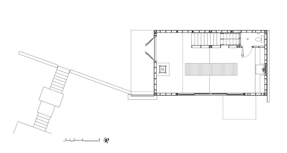 jeffery s poss workus polygon studio floor plan1 via smallhousebliss