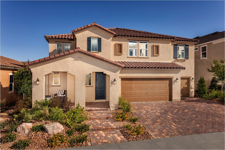 Kb Homes Floor Plans Las Vegas Inspirada Kb Home In Las Vegas Nv