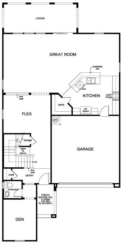 kb homes floor plans las vegas