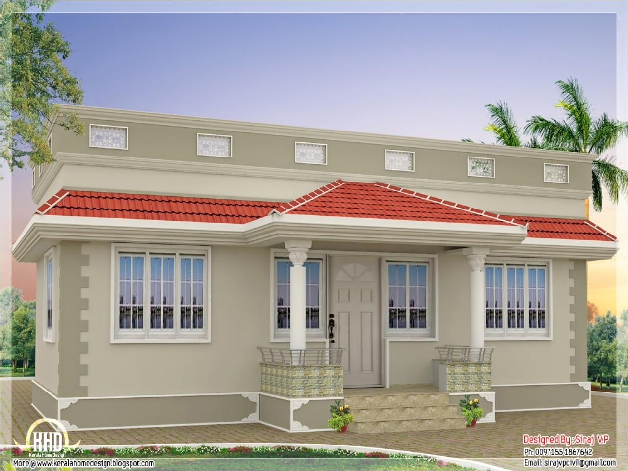 Kerala Home Design Single Floor Plans Kerala Style Single Floor